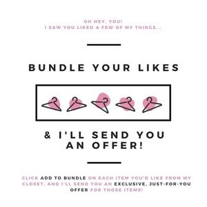 Bundle your likes!